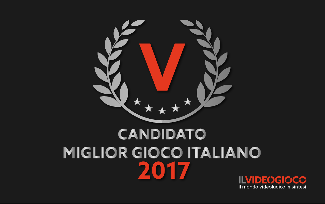 miglior gioco italiano 2017 candidato