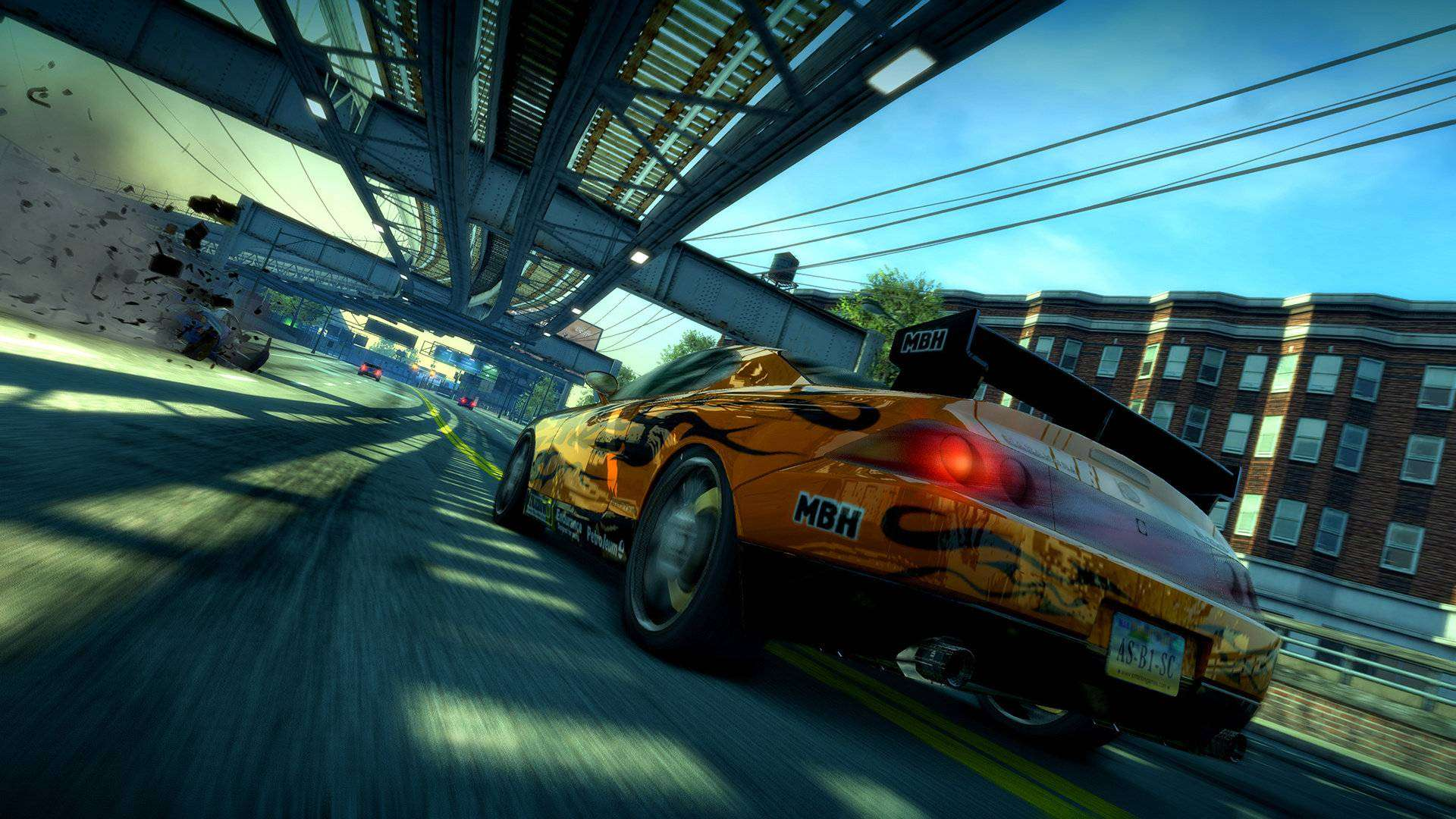 Burnout Paradise Remastered confermato su PC, PS4 e Xbox One