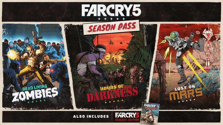 9602dce08 Far Cry 5, ecco i dettagli sul season pass
