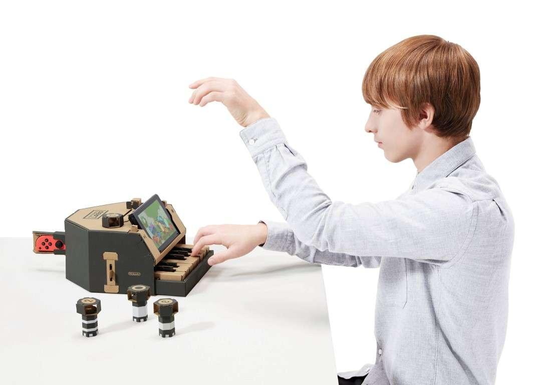 Alla scoperta di Nintendo Labo: i retroscena sulla nascita del prodotto