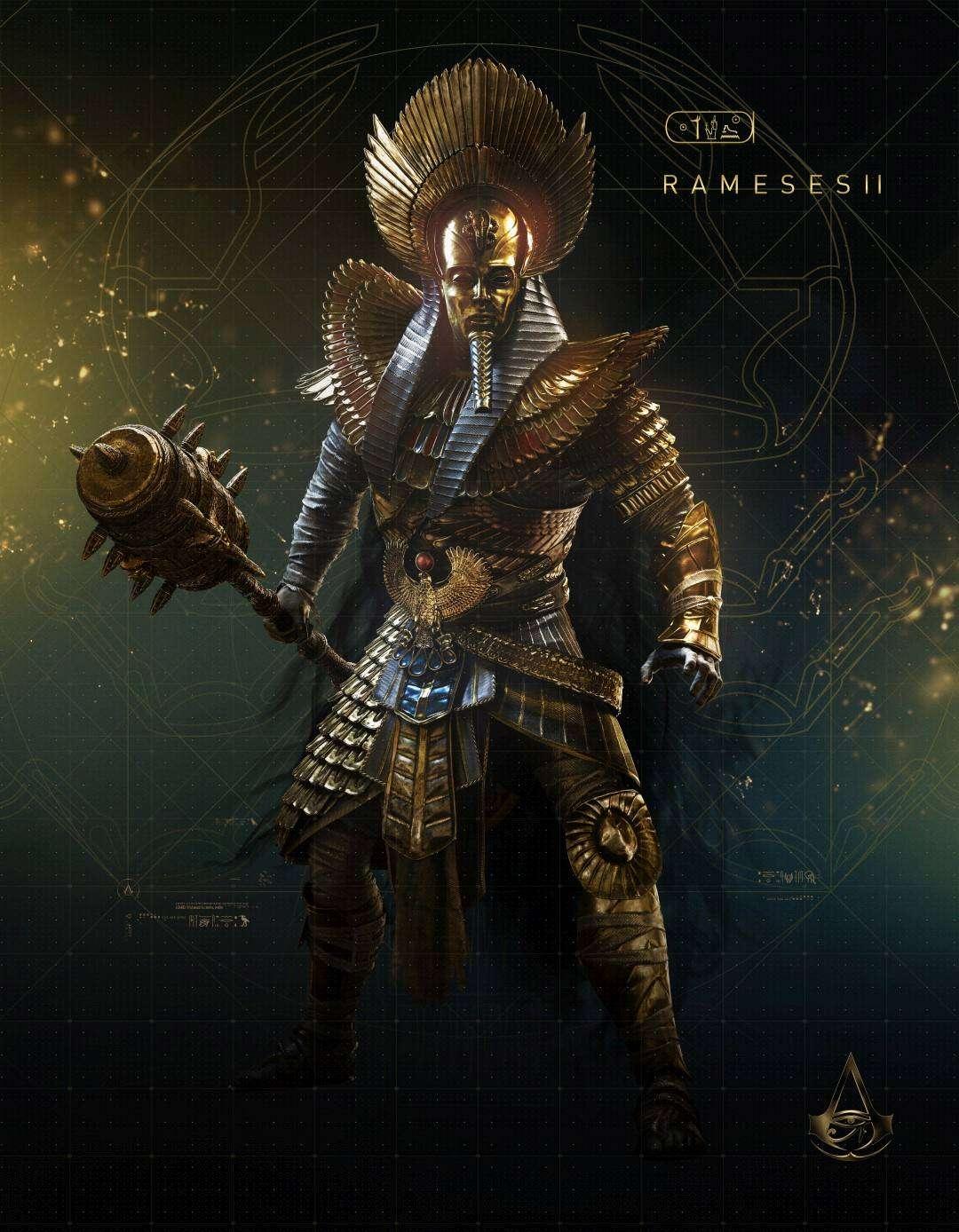 Assassin's Creed Origins, trailer di lancio per The Curse of the Pharaohs