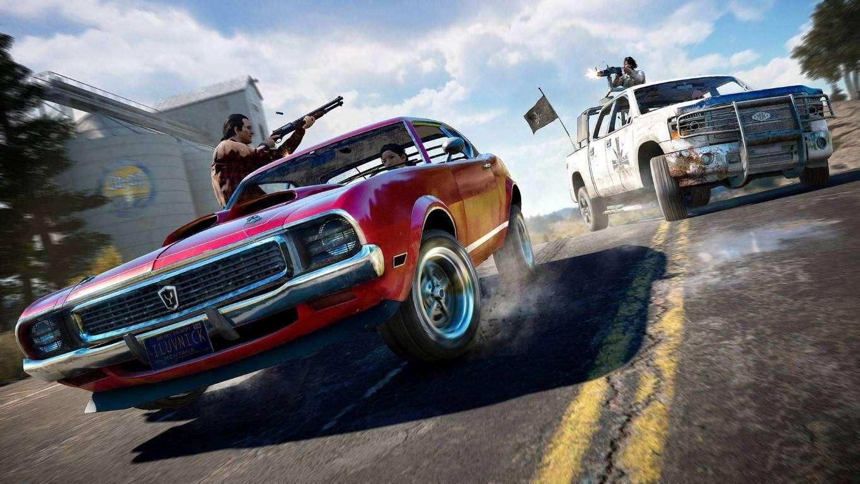 Far Cry 5 Mantiene La Vetta Delle Classifiche Italiane Cellicomsoft Fujifilm Instax Mini 9 Shibuya Package Fuchsia Sempre Protagonista Aesvi Ha Diffuso I Dati Forniti Da B2boost Nellambito Del Progetto Gsd Game Sales Data