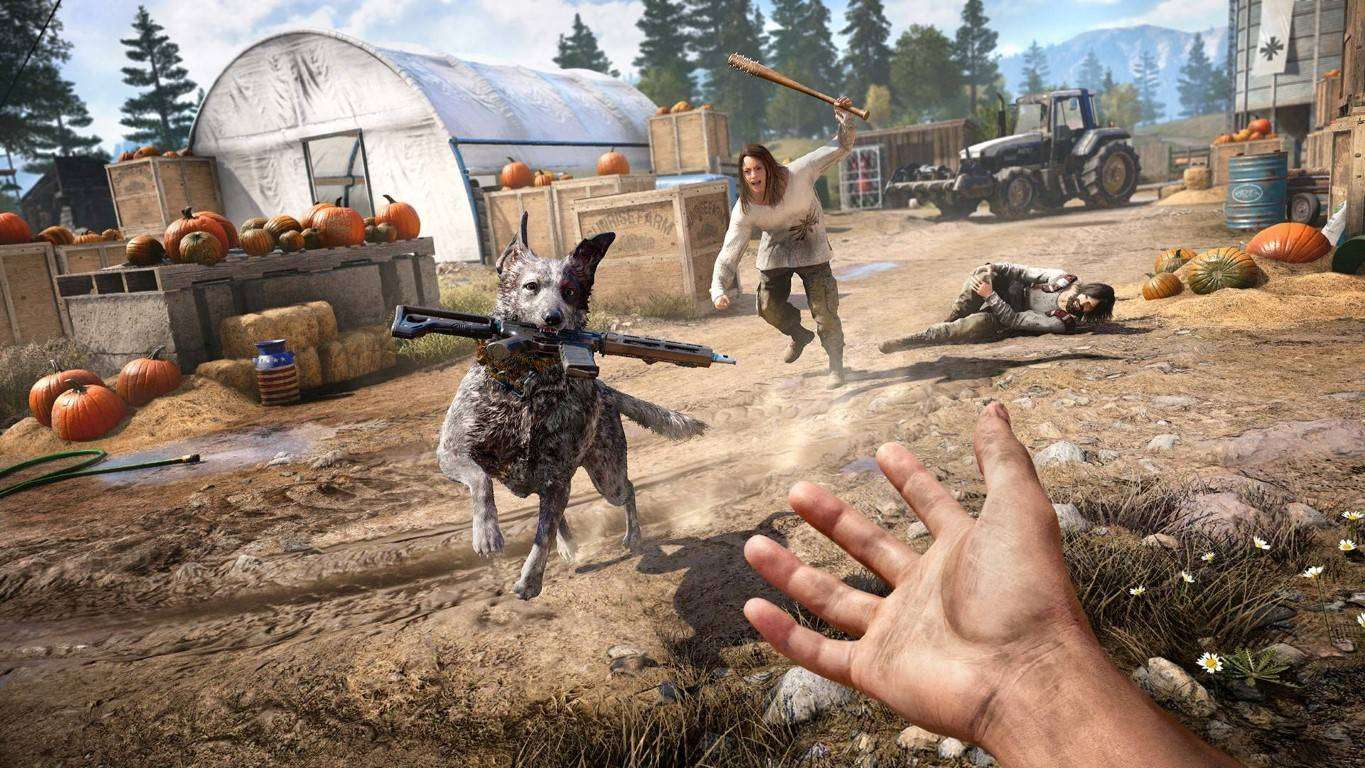 06385ddd43 Far Cry 5 protagonista delle classifiche italiane (week 13