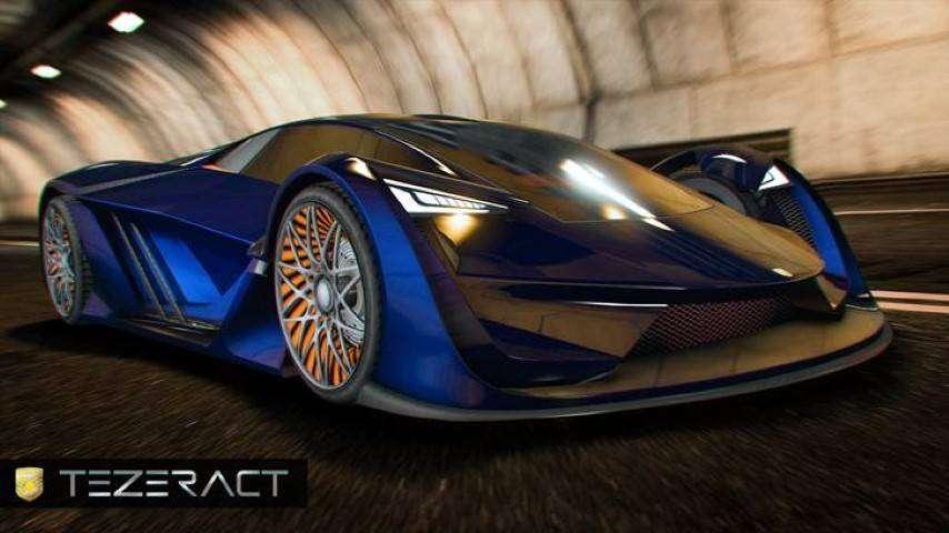 GTA Online, disponibili la Pegassi Tezeract e Vapid Ellie