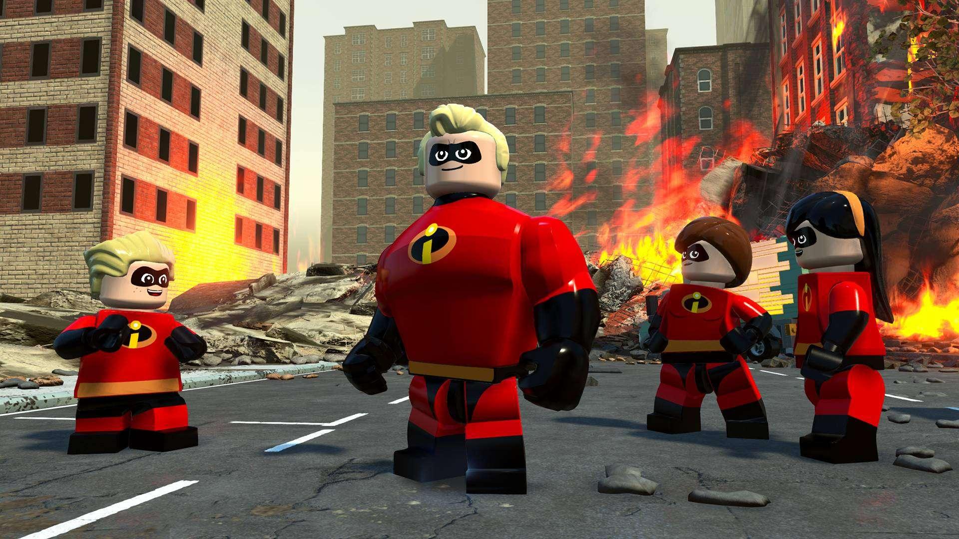 LEGO Gli Incredibili arriverà a giugno