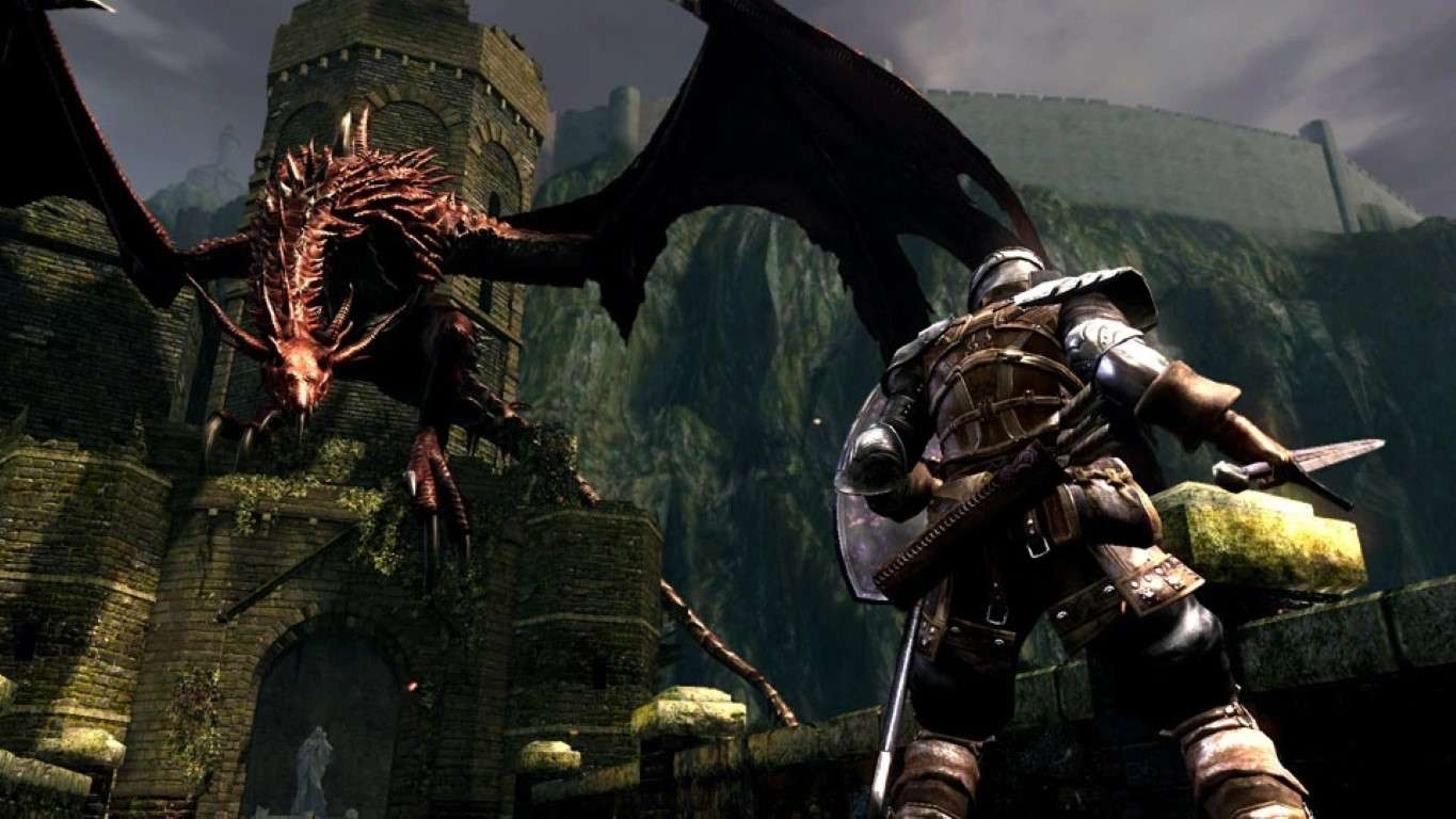 Dark Souls Remastered è in vetta alle classifiche italiane ... 2d68cf085eb3