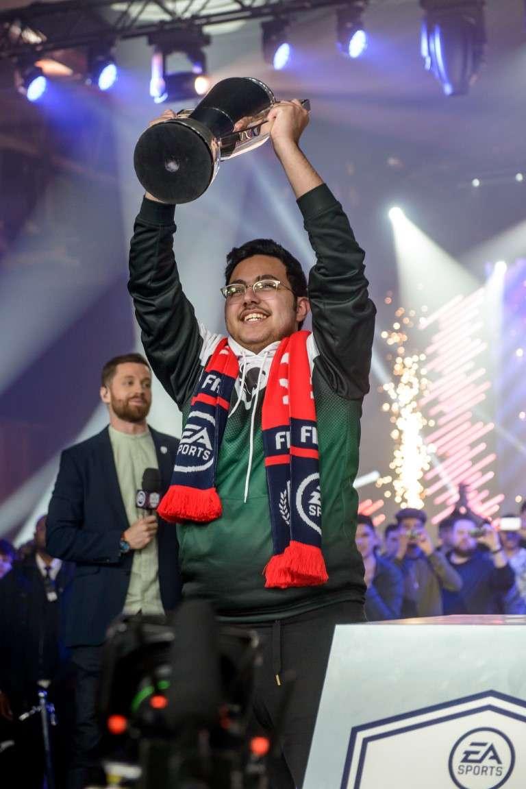 Falcon Msdosary vince la Fut Champions Cup di Manchester