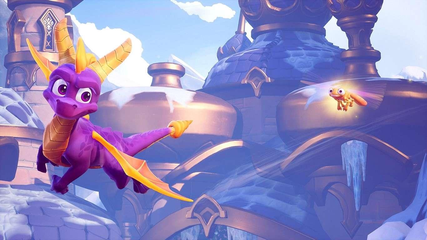 Spyro: Reignited Trilogy confermato per console - cellicomsoft