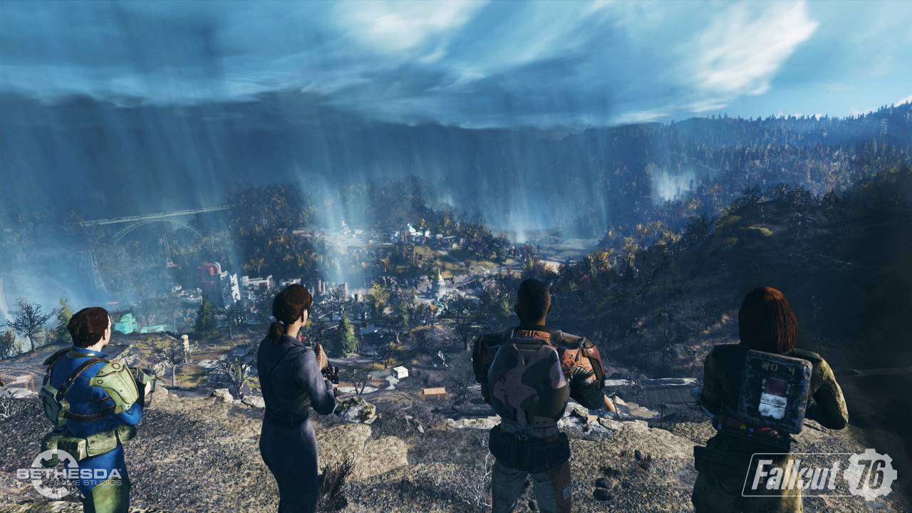 Fallout 76, Bethesda ha timori sul multiplayer