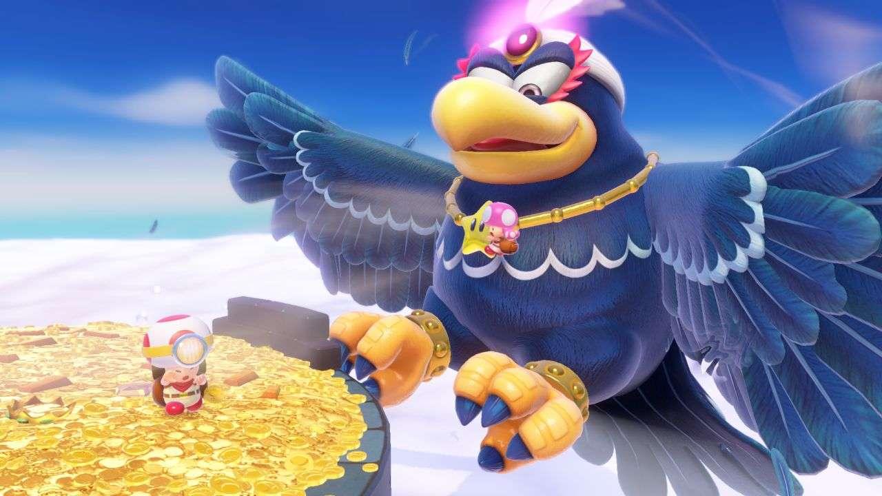 Captain Toad: Treasure Tracker, c''™è la demo