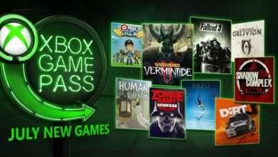 Xbox Game Pass - Luglio 2018