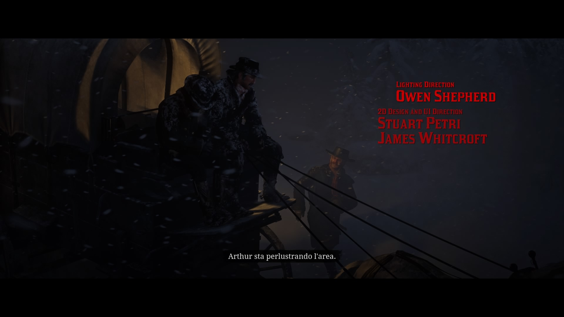 Red Dead Redemption 2 ci offre un mondo vivo 95a23825f56c