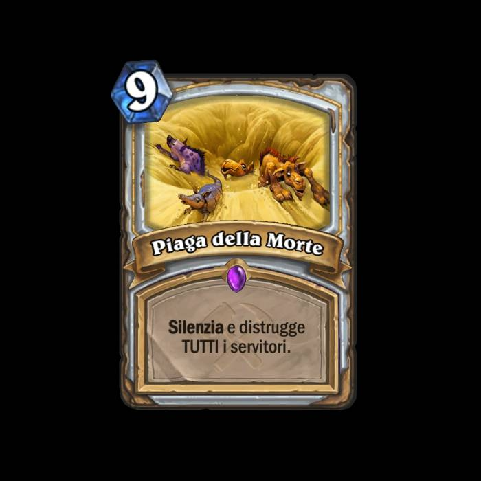 Hearthstone salvatori uldum