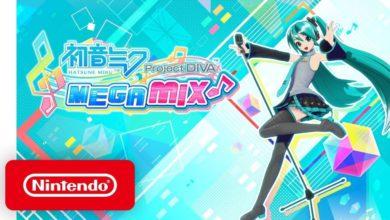 Hatsune Miku: Project DIVA Mega Mix