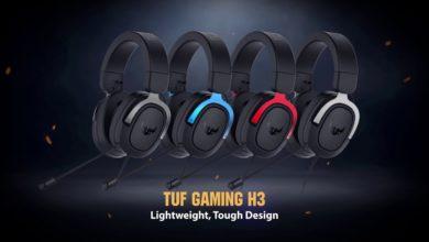 TUF Gaming H3