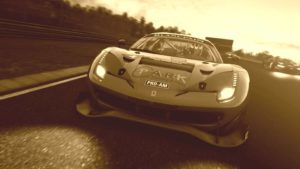 esports sim racing fotografi