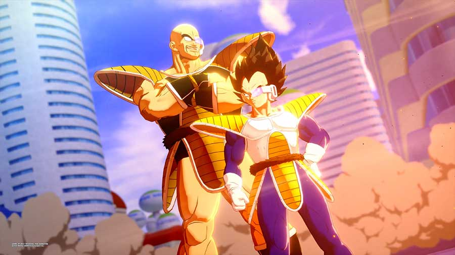 dragon ball z recensione pc