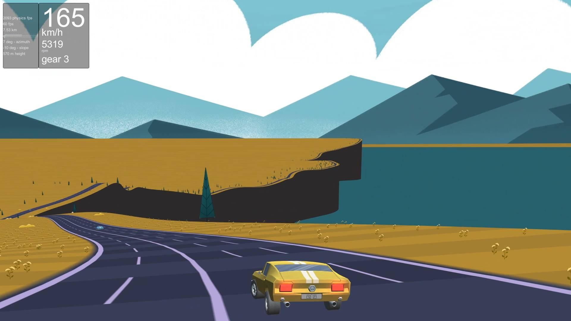 Classic Sport Driving 3