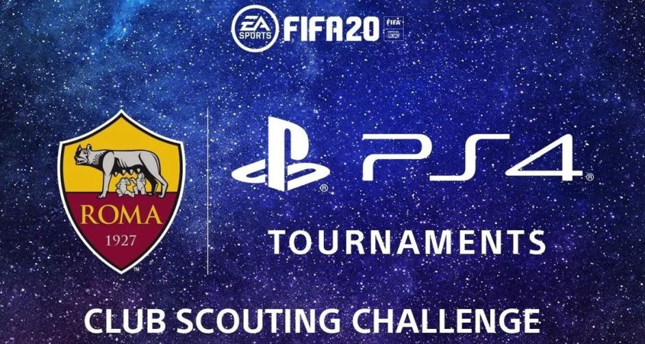 FIFA 20 PS4 Club Scouting Challenge