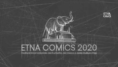 Etna Comics 2020 rinviato