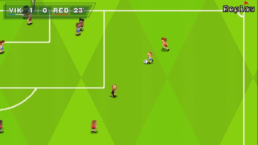 Super Arcade Football aggiornamento 7.00