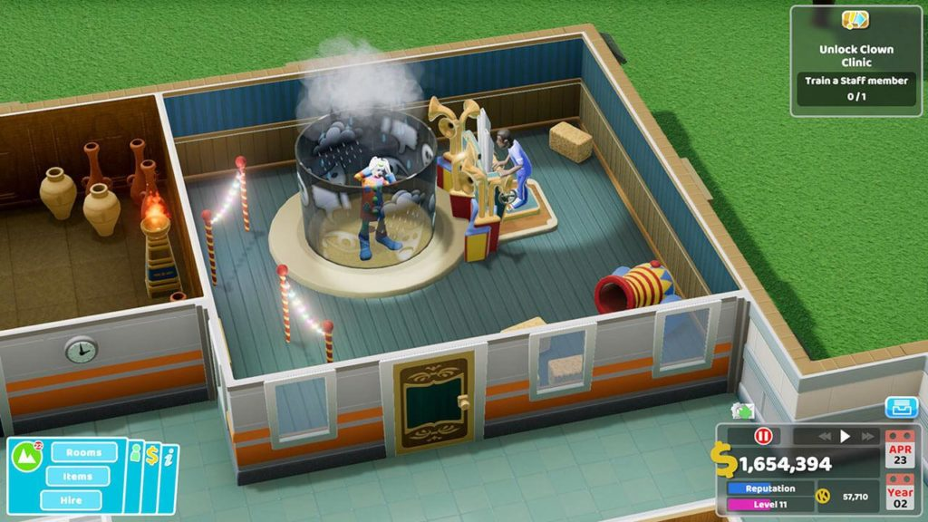 Two Point Hospital C