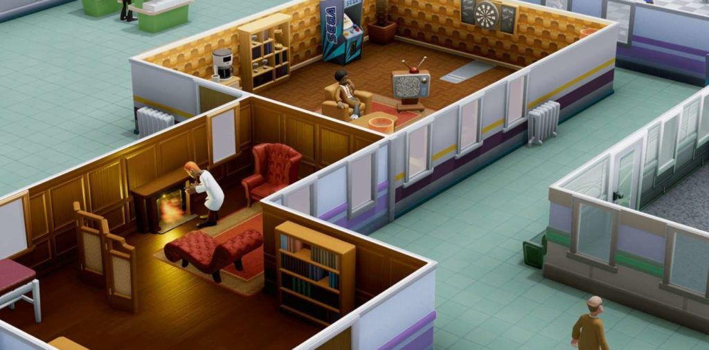 Two Point Hospital B