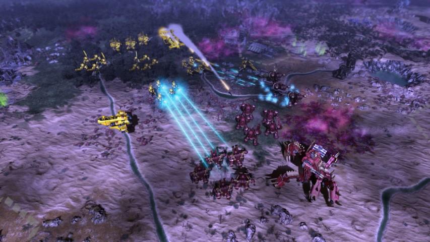Warhammer 40000: Gladius – T'au