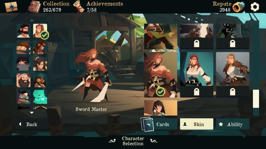 Pirate-Outlaws-Scelta-Personaggio