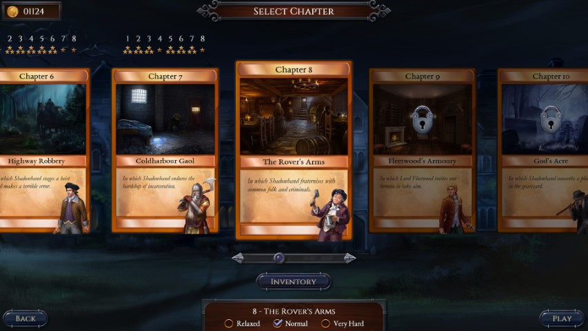 Shadowhand-storia-capitoli-Recensione
