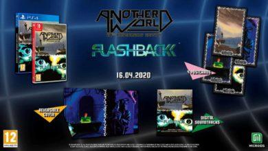 Flashback Another World