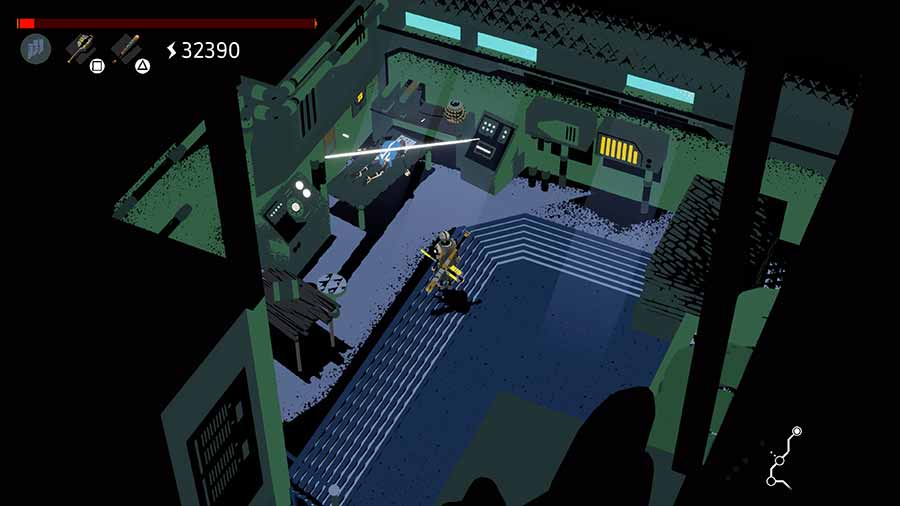 Creature in the Well recensione ps4