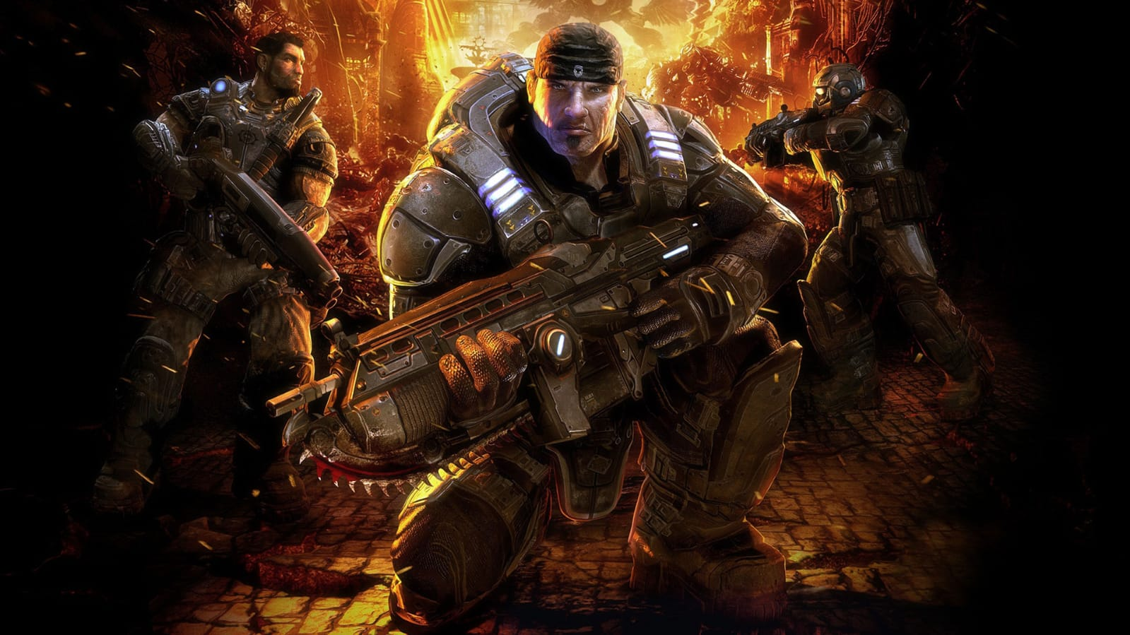 Gears-of-War-Serie