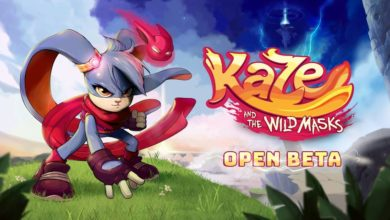 Kaze-and-Wild-Mask-Open-Beta