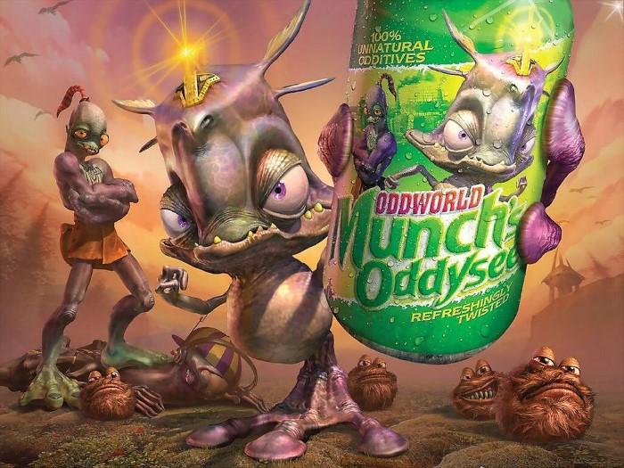 Oddworld: Munch's Oddysee, ad agosto la versione fisica - IlVideogioco.com
