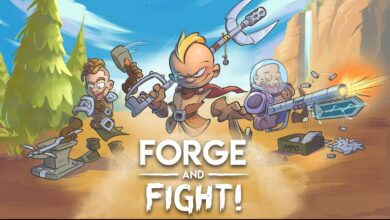 Force and Fight!