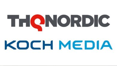 THQ Nordic e Koch Media