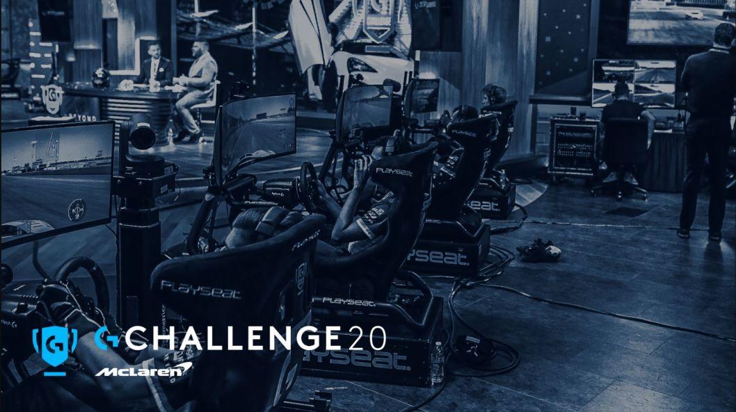 Logitech G Challenge