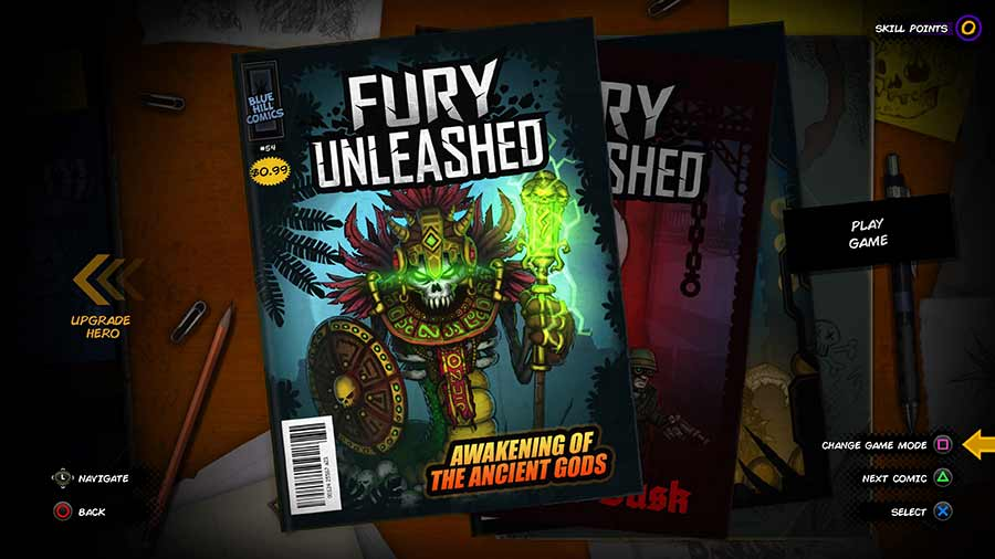 Fury Unleashed recensione ps4