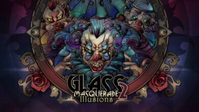 GlassMasquerade2_Cover