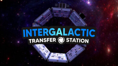 Intergalactic Transfer Station