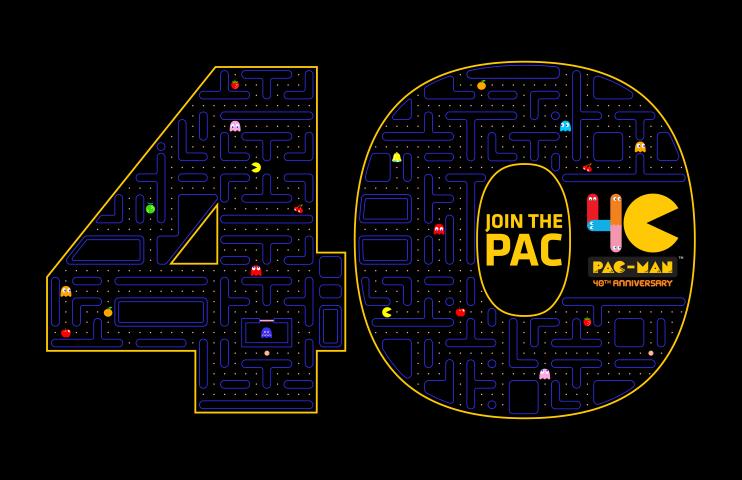 Pac-Man-40th