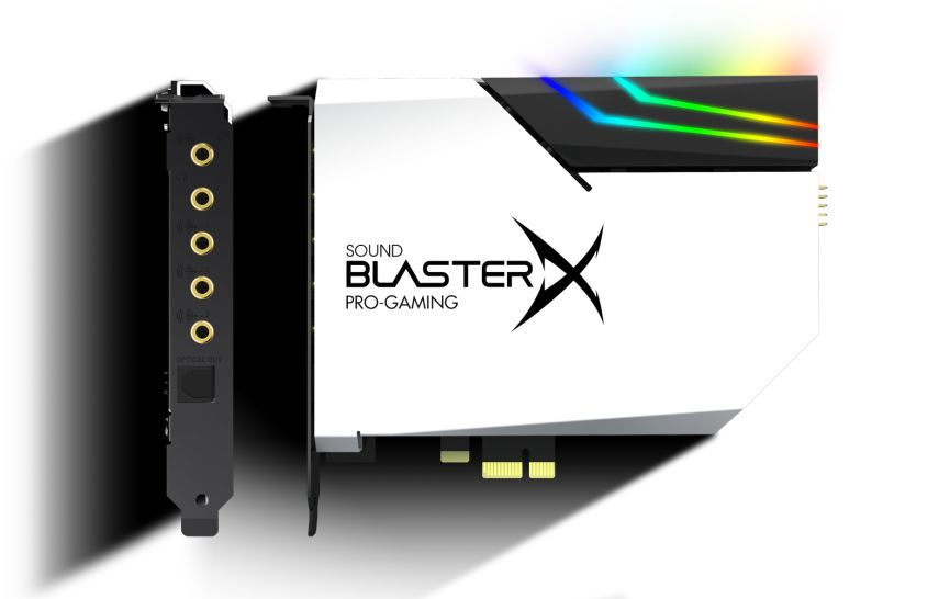 Sound BlasterX AE-5 Plus Pure Edition