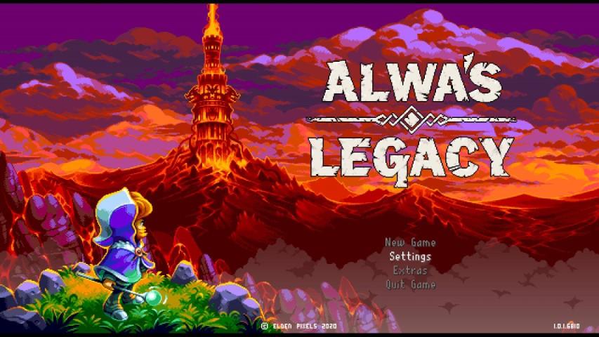 Alwa's Legacy, Recensione - IlVideogioco.com