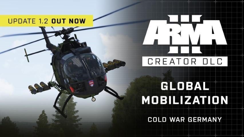 Arma 3 arriva l'aggiornamento 1.2 per il Creator DLC - IlVideogioco.com