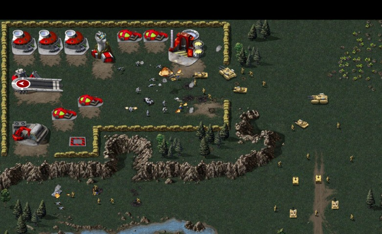 Command and Conquer Remastered