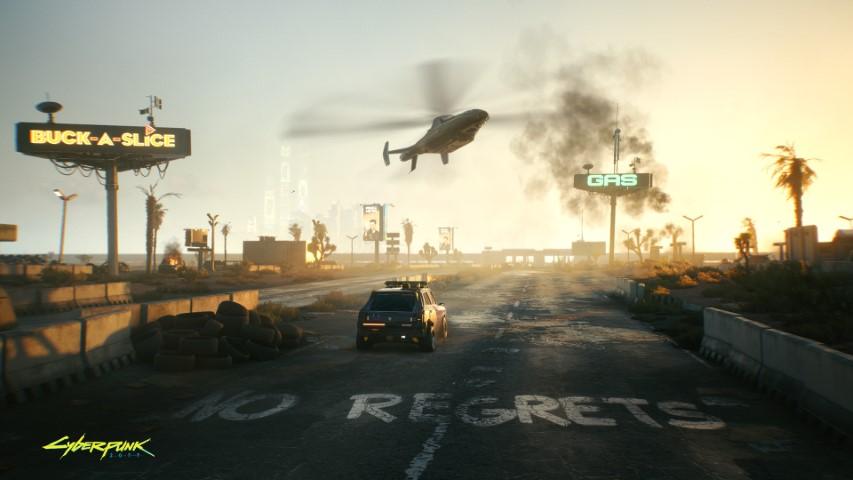 Cyberpunk 2077 si mostra in un nuovo video - IlVideogioco.com