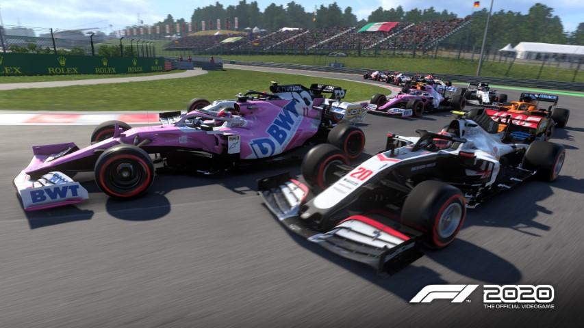 Svelato lo spot TV di F1 2020 - IlVideogioco.com