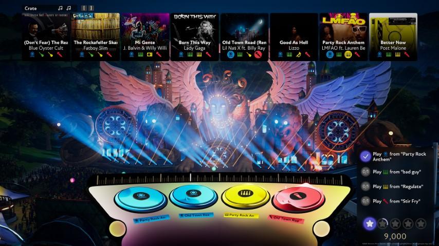 Fuser è in arrivo con tante novità - IlVideogioco.com