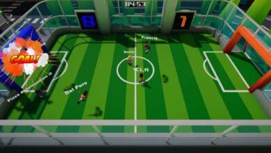 Improbable Soccer
